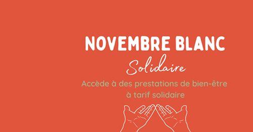 Novembre solidaire